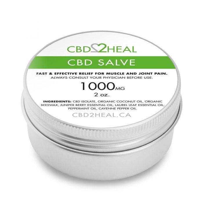 CBD Cream Salve 1000mg