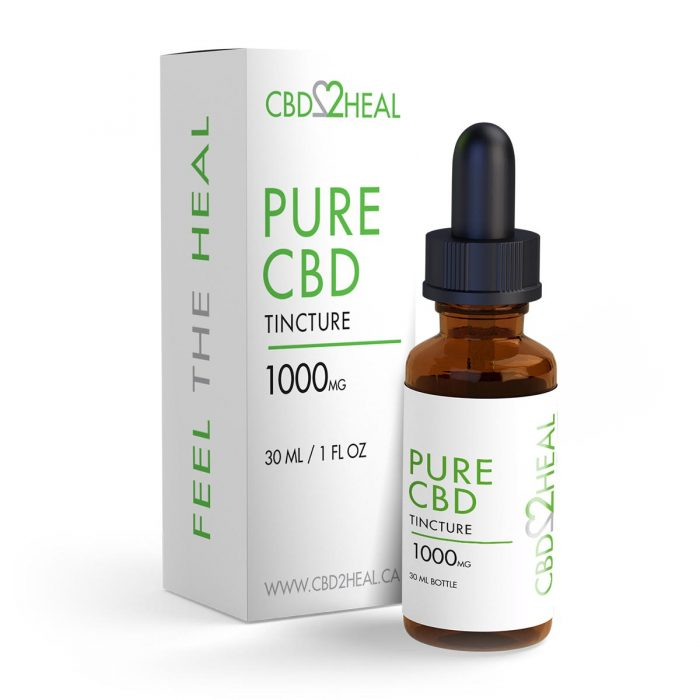 Pure CBD Oil 1000mg