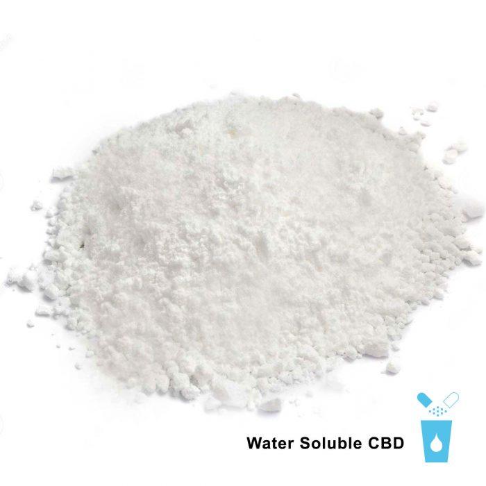 Water Soluble CBD Powder