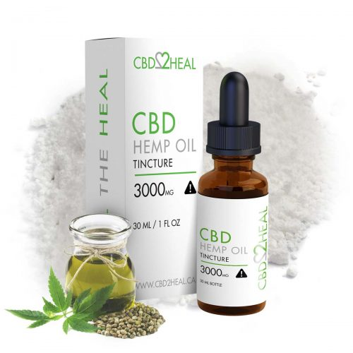 CBD Hemp Oil 3000mg