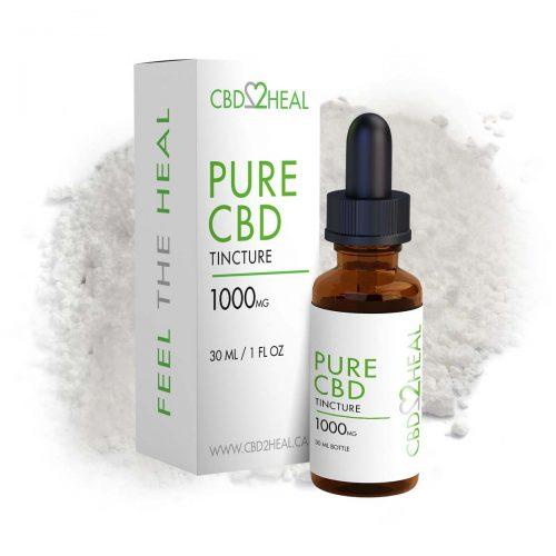 Pure CBD Oil 1000mg