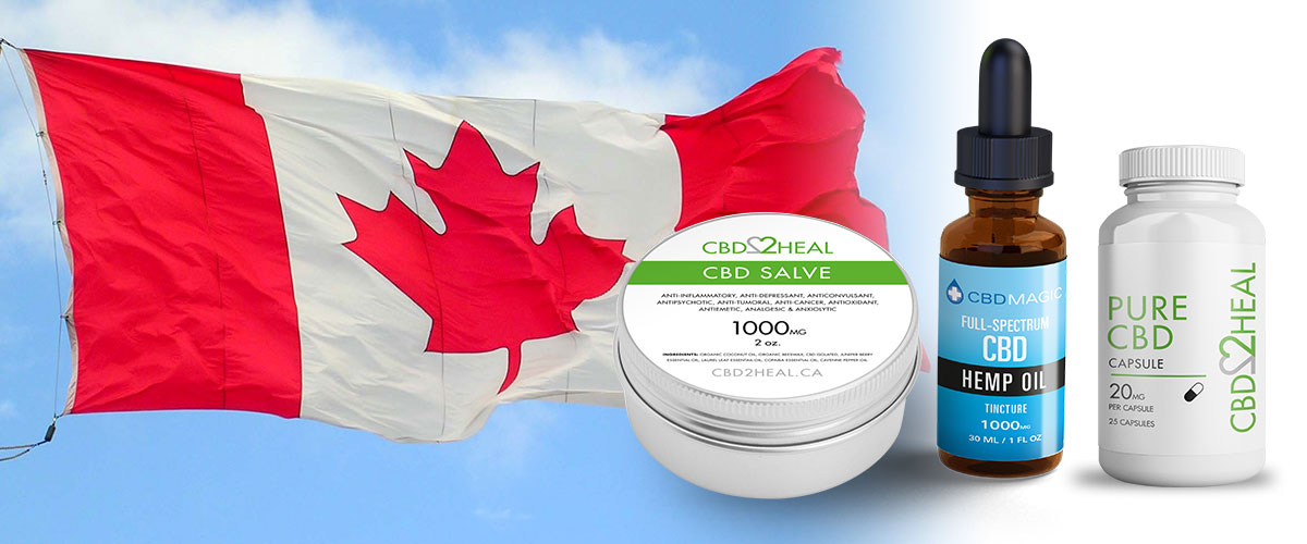 Where to Buy CBD Oil in Canada