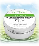 CBD Pain Cream 2000mg