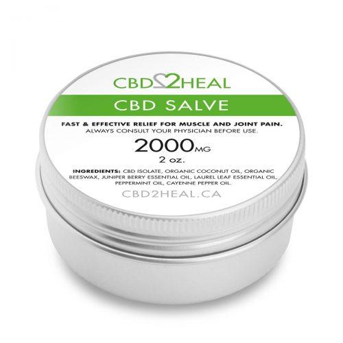 CBD Pain Cream 2000mg