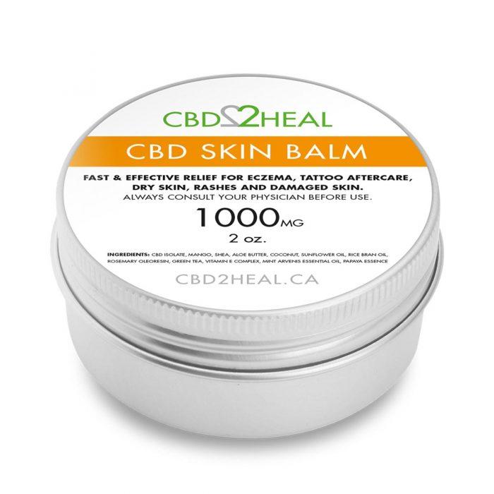 CBD Skin Balm 1000mg