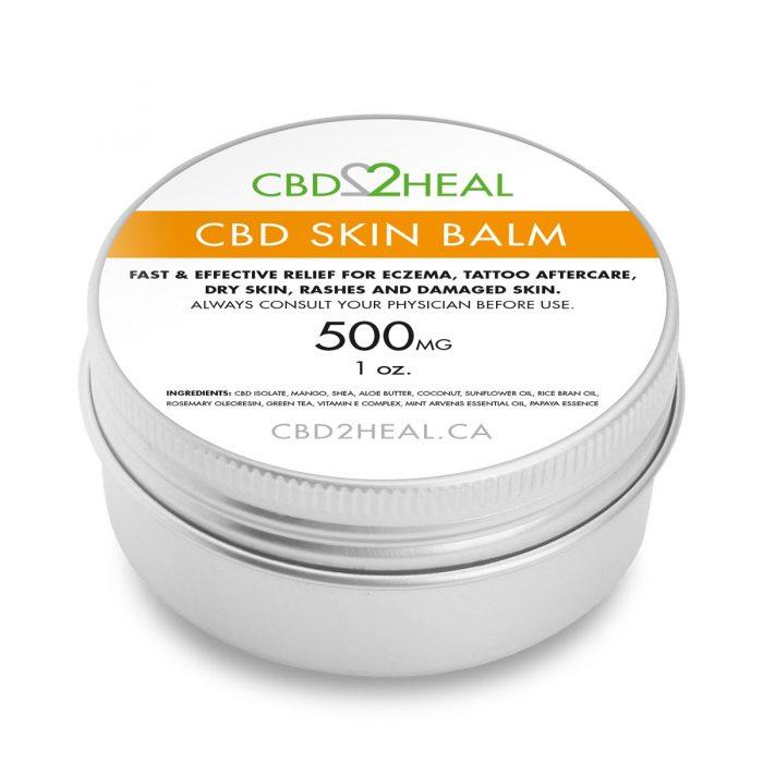 CBD Skin Balm 500mg