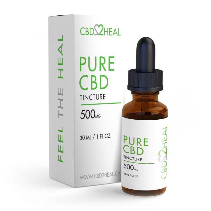 Pure CBD Oil 500mg